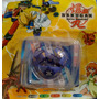 Bakugan C Carta Azul Retro Coleccion Serie Command Card