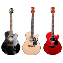 Guitarra G-shelter Electroacústica Folk Lf-4110