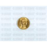 Moneda De Oro 22 Kts 20 Francos Franceses *joyeriaeltasador*