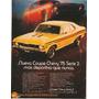 Paquete De Elastico Chevy Coupe 4 Puertas
