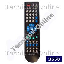 3558 Control Remoto Tv Lcd Rm-c2080 Sanyo - Philco - Ilo
