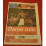 Diario Ole Suple San Lorenzo Festejos Campeon Clausura 2001