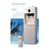 Dispenser De Agua Frío Calor Con Heladera. El Mejor Precio!!