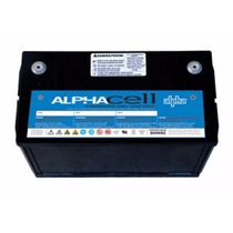 Bateria De Gel Alphacell 165 110 Amperes Made In Usa