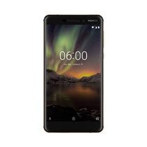 Telefono Celular Nokia 6.1 Negro