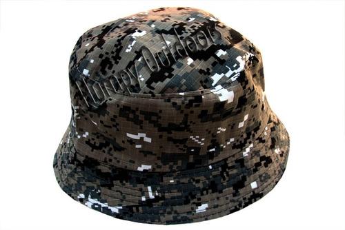 Sombrero Piluso - Camuflado Digital - Gorro De Ala - Ripstop ef38b0ba7e4