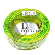 Oferta!ya Lote 3 Rollos Cable X 100mts 4mm Antillama$864.90