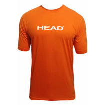 Remera Hombre Estampada Head Branding T-shirt W´s