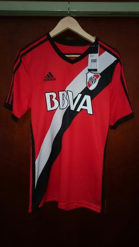 3bf58b104ac70 Camiseta River Plate adidas Suplente 2015 Adizero Plastisol