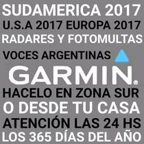 Actualizacion Mapas 2016 Gps Garmin Argentina Brazil Usa Eur