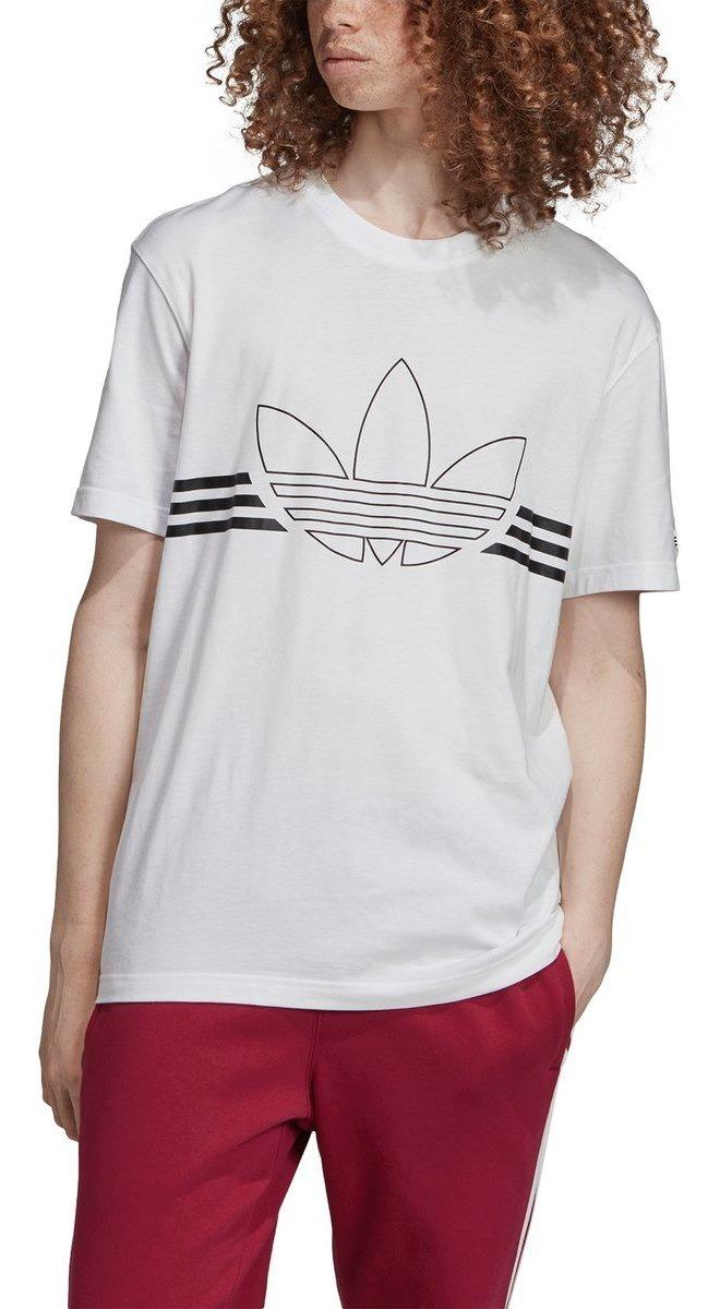 Remera Outline Trefoil adidas Originals Tienda Oficial