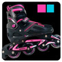 Rollers Pro Boissy Patines Extensibles Talles S M Y L