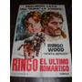 Afiche Cine Ringo El Ultimo Romantico Spaguetti Western Wood