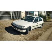 Peugeot 306 Xn 5p. Modelo 97 - Gnc 14mts - Blok Fisurado