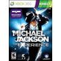 Michael Jackson The Experience Xbox 360 Ntsc Nuevo Sellado