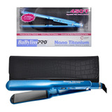 Plancha De Pelo Ultra Flat Nano Cestuche Babyliss Pro 9559