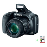 Camara Digital Canon Sx530 Hs Full Hd Wifi + Memoria 32g C10