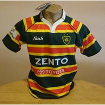 Camiseta Rugby Flash Lomas Athletic -