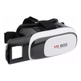Vr Box 2.0 Realidad Virtual 3d - Apto Todos Los Celulares -