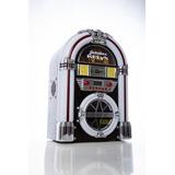 Rocola (jukebox) Kelyx 2 Parlantes/radio/cd/bt/usb/sd/leds