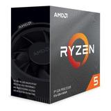 Procesador Gamer Amd Ryzen 5 3600 100-100000031box De 6 Núcleos Y 4.2ghz De Frecuencia