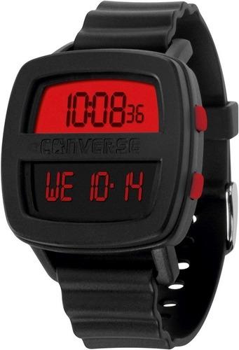 86ae5d4b34b6 Reloj Converse Vr-028-001 Unisex Digital