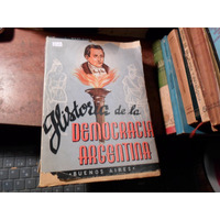 Historia De La Democracia Argentina Leopoldo R Ornstein