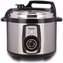 Olla A Presion Electrica Philips Hd2103 5 Litros Cocina