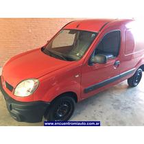 Renault Kangoo Aa Da Furgon Impecable Horacio53