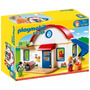 Playmobil 123 6784 Casa Con Familia - Mundo Manias