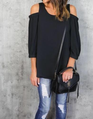 Blusas para mujer Limonni LI170 Casuales