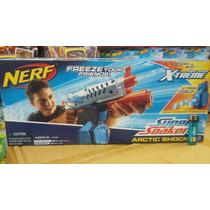 Articulo 0190 Rifle Nerf Grande Lanza Agua Nuevo