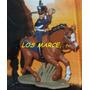 Soldados Soldaditos Plastico Granderos Cowboys Africa Korps