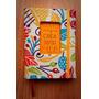 Cuaderno Artesanal De Tela Rayado 100 Hojas 11x15 Cm Ventana