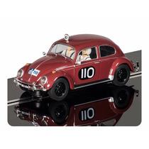 Escarabajo Beetle Vw Antiguo Scalextric Slot 1/32 Vehiculo