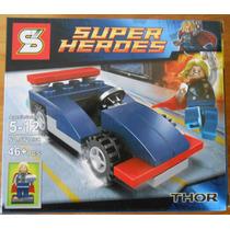 Thor Auto Para Armar