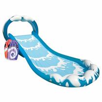Centro De Juegos Para Niños Tobogan Deslizador Intex Surf