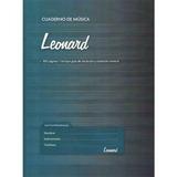 Leonard Lnd50 Cuaderno Pentagramado 50 Hojas Espiralado