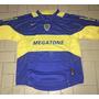 Camiseta Boca Juniors 2006 Megatone N I K E Talle L