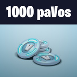 1000 Pavos Fortnite Pc (pregunta Por Ps4)