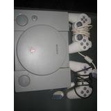 Playstation 1 Funcionamiento Sin Controlar