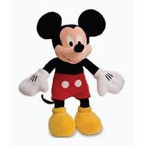 Mickey Mouse 30cm Original Disney Jr Habla En Español Latino
