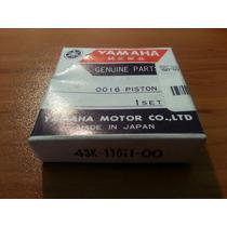 Aro Piston Yz 80 Yamaha 93 A 01 Cilindro Piston 43k-11611-00