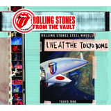 Rolling Stones From The Vault Tokyo Dome 2 Cd + Dvd Nuevo