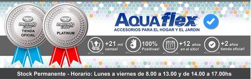 Valvula Esferica Agua Hembra Hembra 1 Bve003 Aquaflex