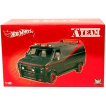 Hot Wheels A Team Van Camioneta Brigada A Sc 1/18 Bunny Toys