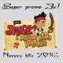 Kit Imprimible Jake Y Los Piratas Cumple+candy+imagenes Mas