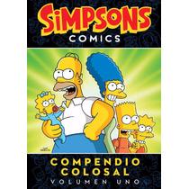 Simpsons Comics Compendio Colosal Vol 1 - Random Comics