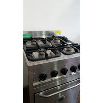 Cocina Industrial Corbelli P/hogar 60cm