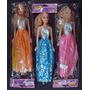 Muñecas Largas 30 Cm Articuladas Para Nenas En Bolsa